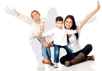 imagen familia incompleta seguro exequial seguro serenus