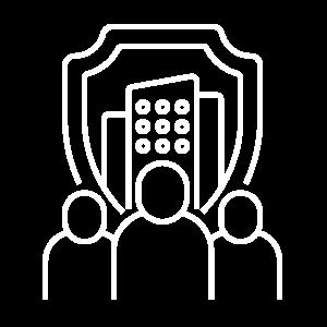 icono seguro empresarial